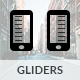 Gliders | Mobile & Tablet Responsive Template - Mobile Site Templates