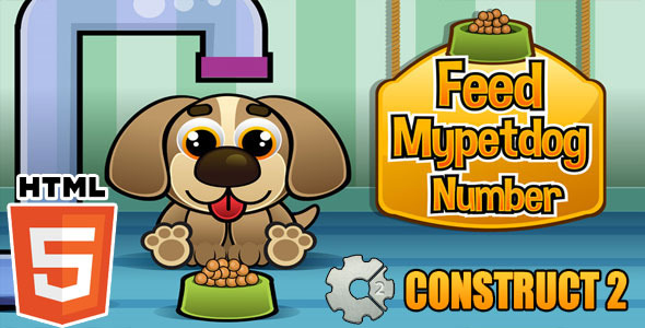 Kids Puzzle - HTML5 Educational Game