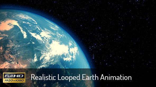 Realistic Earth