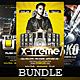 DJ - Flyers Bundle - GraphicRiver Item for Sale