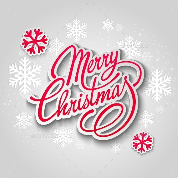 GraphicRiver Merry Christmas Greeting Card 9447831