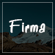 Firma -  Responsive Coming Soon Template - ThemeForest Item for Sale