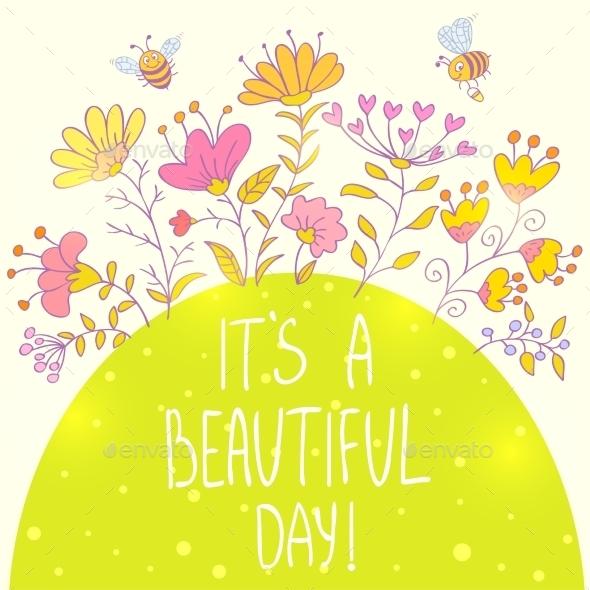 GraphicRiver Flowers 9448662