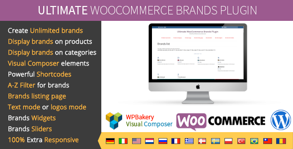 CodeCanyon Ultimate WooCommerce Brands Plugin 9433984
