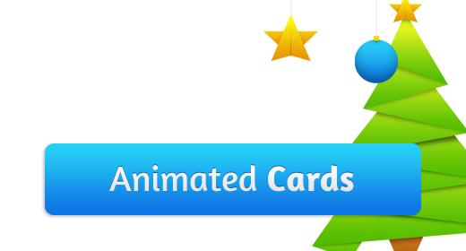 Animated Cards - Wall-e