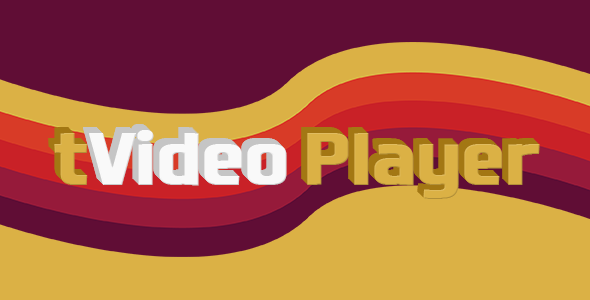 CodeCanyon tVideo Player HTML5 video player with playlist 9450077