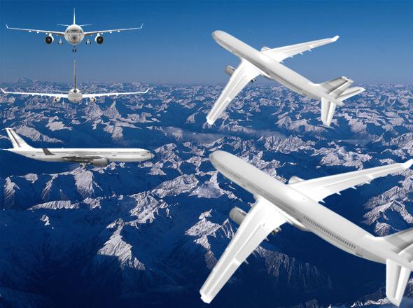 3DOcean Airbus-330 9450081