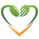 Food Love Logo - GraphicRiver Item for Sale