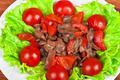 Roasted beef and mushrooms - PhotoDune Item for Sale