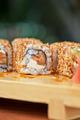 sesame sushi rolls - PhotoDune Item for Sale