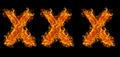 XXX flames - PhotoDune Item for Sale