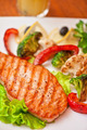 salmon steak - PhotoDune Item for Sale