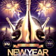 New Year Flyer V2 - GraphicRiver Item for Sale
