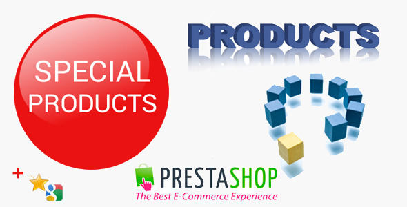 Responsive Special Products Carousel Module for Prestashop with Google Rich Snippets