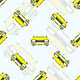 seamless background with kids toy cars - PhotoDune Item for Sale