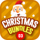 Christmas Poster Bundle Package Volume 03 - GraphicRiver Item for Sale