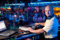 DJ behind the control panel - PhotoDune Item for Sale
