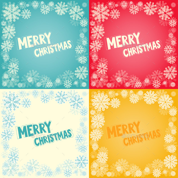 GraphicRiver Christmas Background 9452325