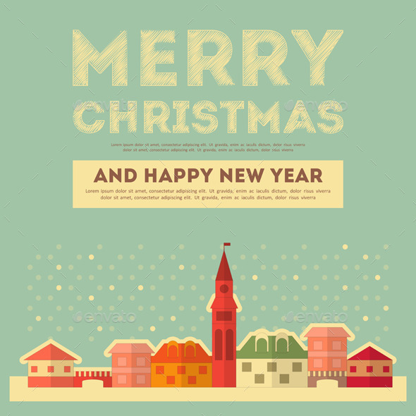 GraphicRiver Christmas Card 9452368
