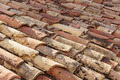 old tile roof - PhotoDune Item for Sale