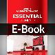 E-book Template v-1 - GraphicRiver Item for Sale