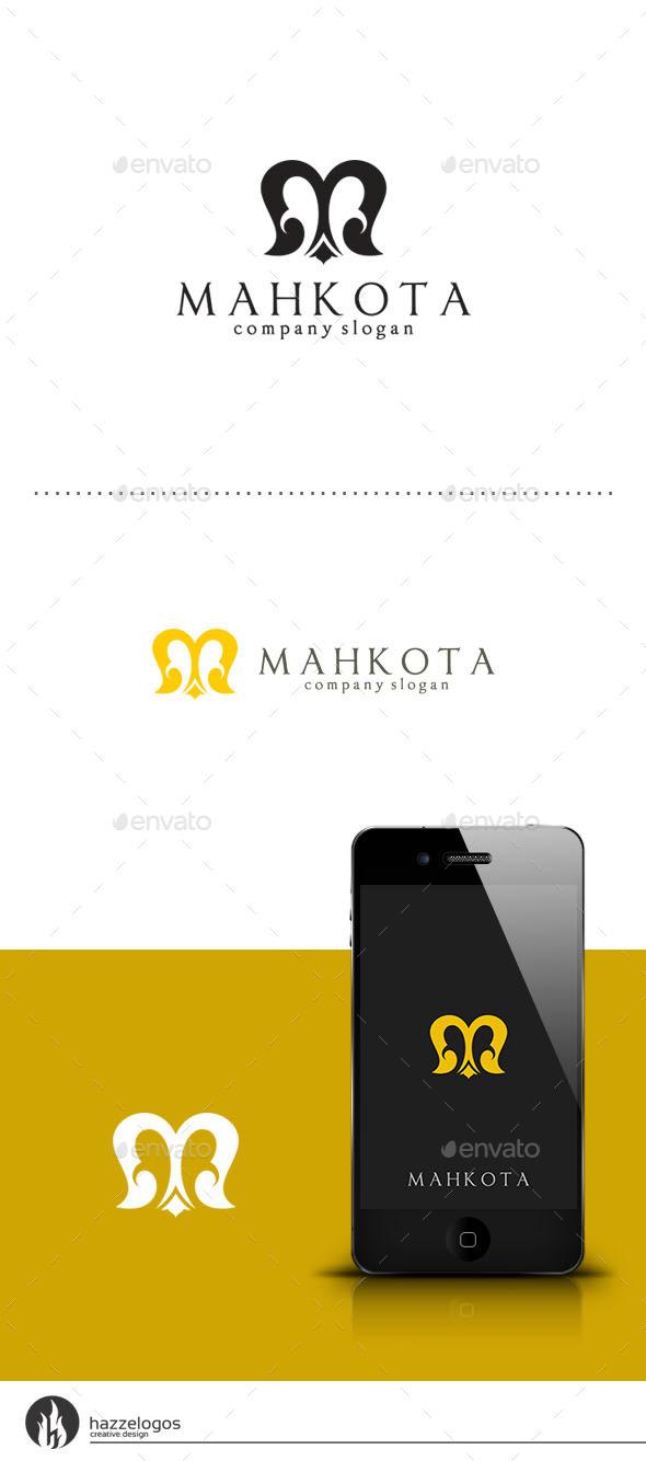 GraphicRiver Mahkota Logo 9454377