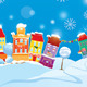 Winter Holidays Card  - GraphicRiver Item for Sale
