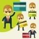Businessman Credit Card - GraphicRiver Item for Sale