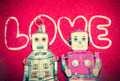 robot love - PhotoDune Item for Sale