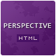 Perspective - Responsive HTML5 Template - ThemeForest Item for Sale