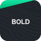Bold - Premium Landing Page - ThemeForest Item for Sale