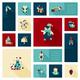 Christmas Decoration Elements - GraphicRiver Item for Sale