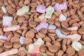 Background of Dutch ginger nuts and sweets - PhotoDune Item for Sale