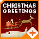 Christmas Greetings with santa - VideoHive Item for Sale