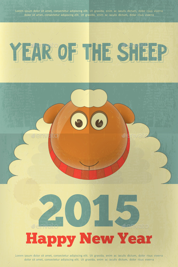 GraphicRiver New Year Cards 9456876