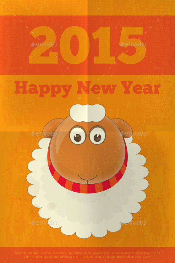 GraphicRiver New Year Cards 9456897