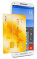 3d smartphone and credit card - PhotoDune Item for Sale