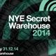 NYE Secret Warehouse Flyer - GraphicRiver Item for Sale