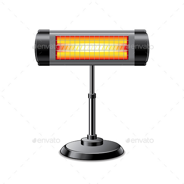 GraphicRiver Electric Heater 9457366