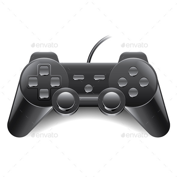 GraphicRiver Game Controller 9457369