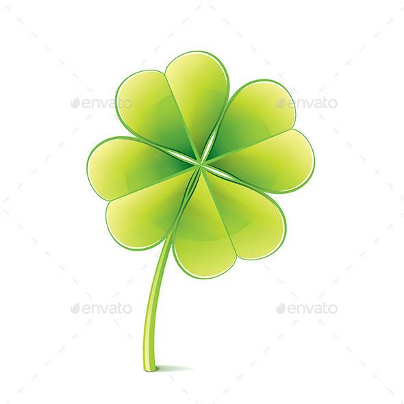 GraphicRiver Clover Leaf 9457371