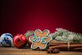 Christmas composition 2015