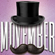 Movember Moustache Flyer - GraphicRiver Item for Sale