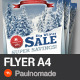 Flyer Winter Sale - GraphicRiver Item for Sale