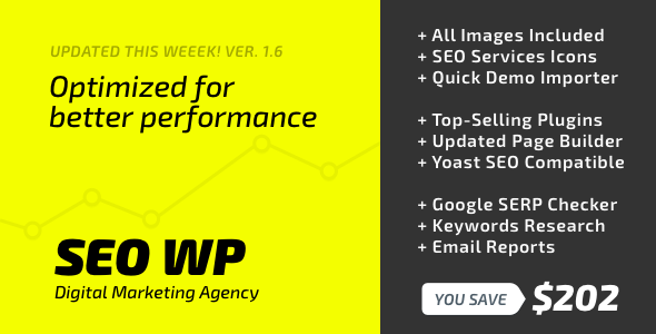 SEO WP — Social Media and Digital Marketing Agency - Marketing Corporate