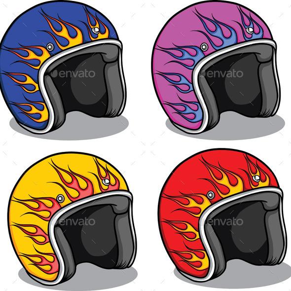 GraphicRiver Helmet 9458356
