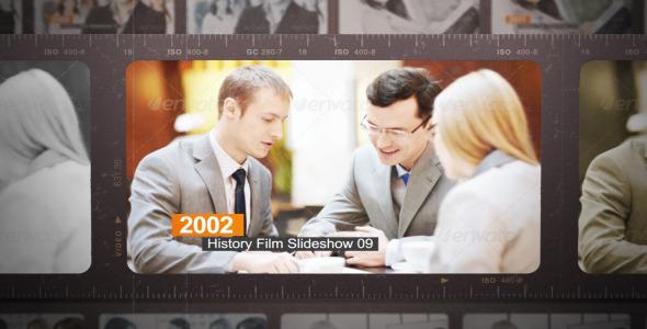 History Film Slideshow