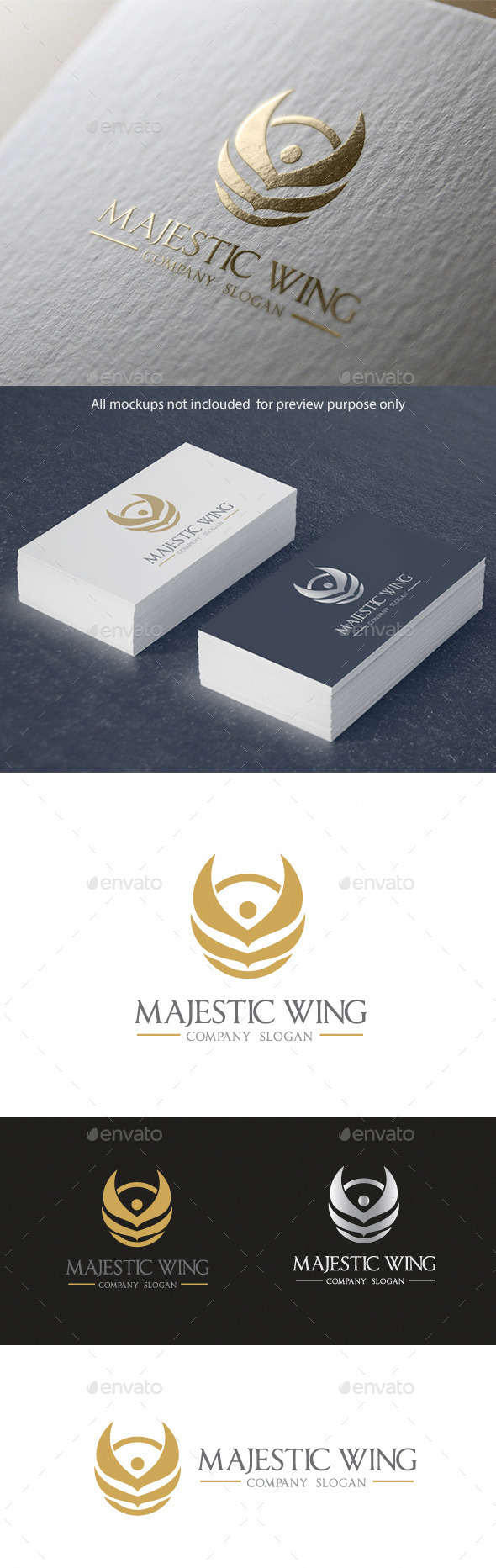 GraphicRiver Majestic Wing 9458746