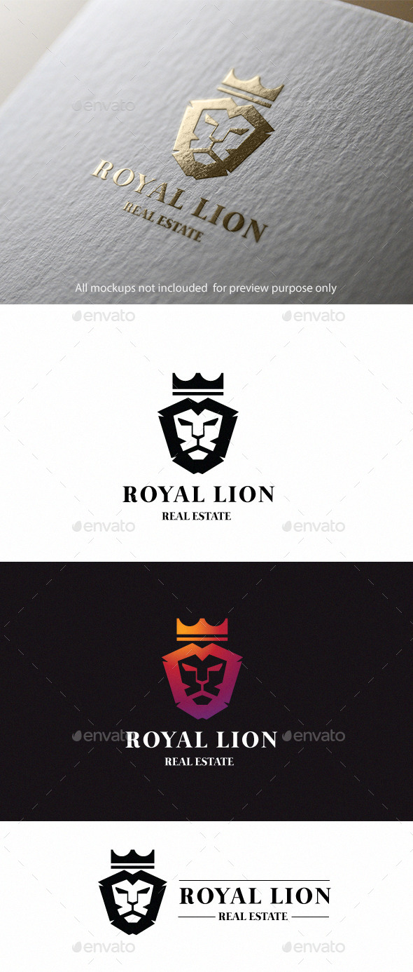 GraphicRiver Royal Lion 9458764