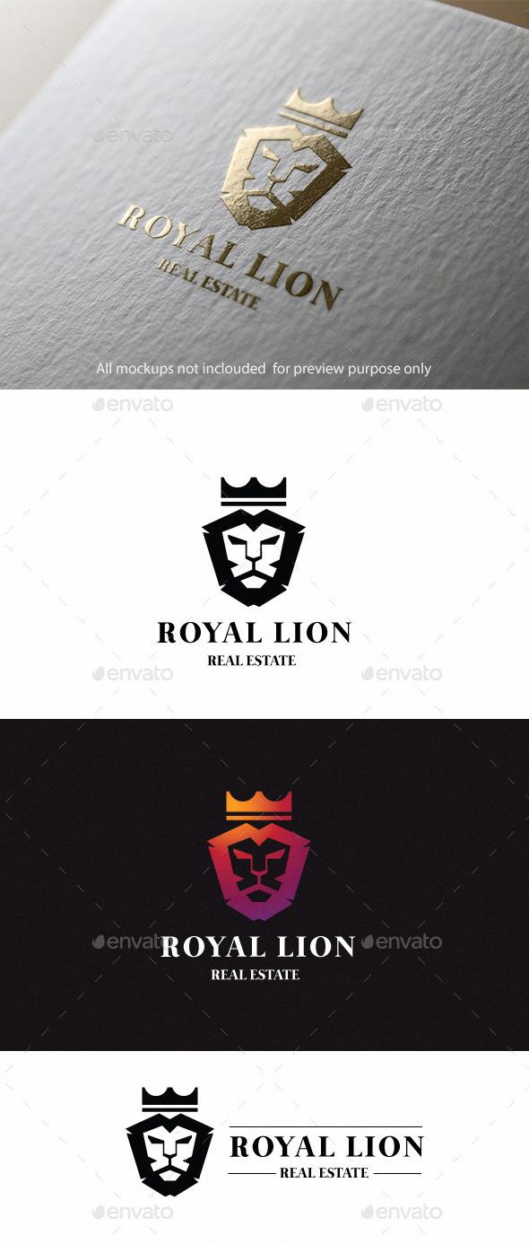 GraphicRiver Royal Lion 9458764